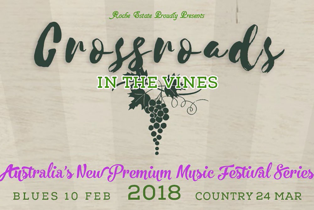 Crossroads - Blues in the Vines