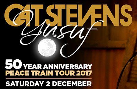 Cat Stevens live in concert, Hunter Valley December 2017