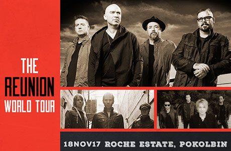 Live Reunion Tour, Hunter Valley