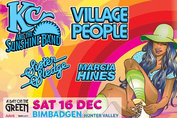 KC and the Sunshine Band, Hunter Valley