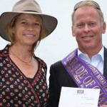 Thomas Wines win at Easter Show