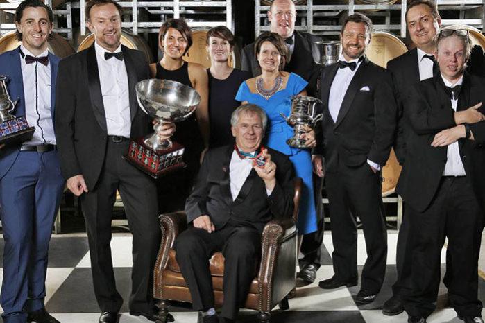 Ken Bray Now A Living Wine Industry Legend Around