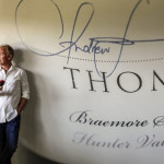 Andrew Thomas winemaker, Pokolbin, Hunter Valley