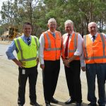 Hermitage Road upgrade, Hunter Valley