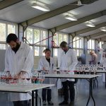 Hunter Valley Wine Show judging 2016