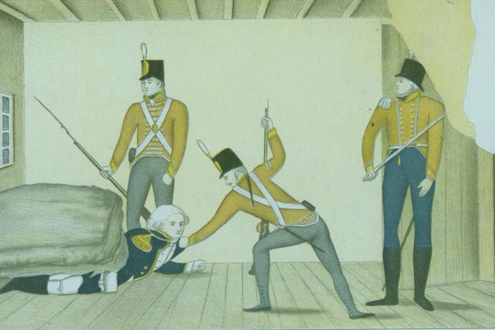 "The ""Rum Rebellion"""