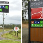 Hunter Valley signage