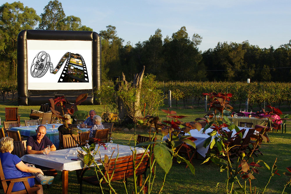 Hunter Valley Wine, Food and Film Festival