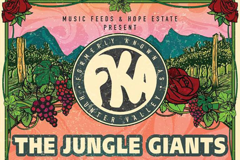 FKA Music Festival, Hope Estate, Hunter Valley