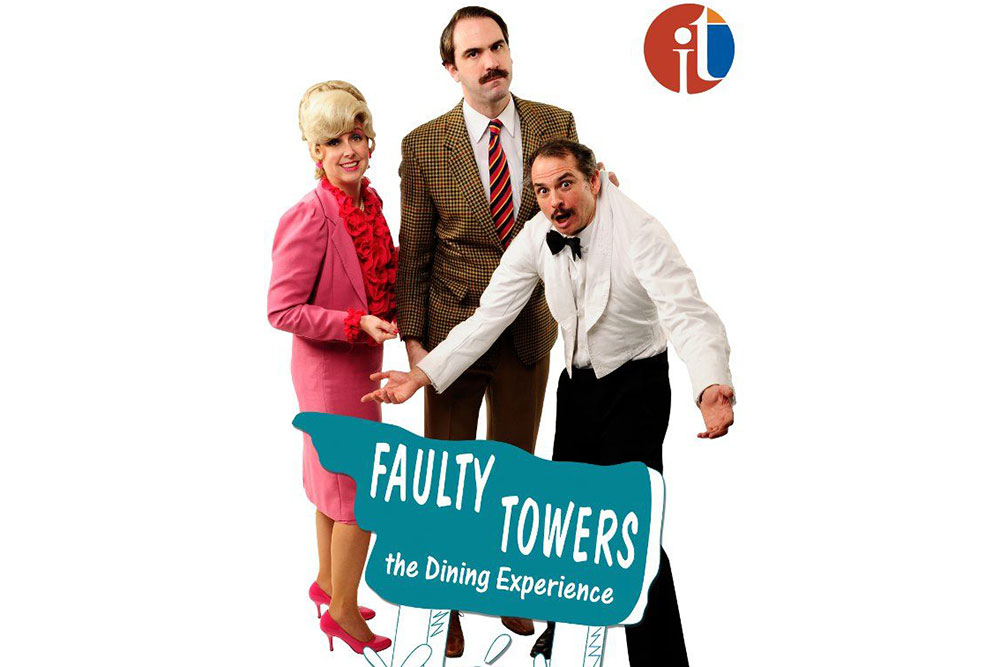 Faulty Towers - The Dining Theatre Experience