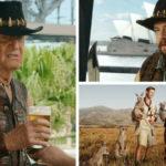 Tourism Australia Crocodile Dundee campaign