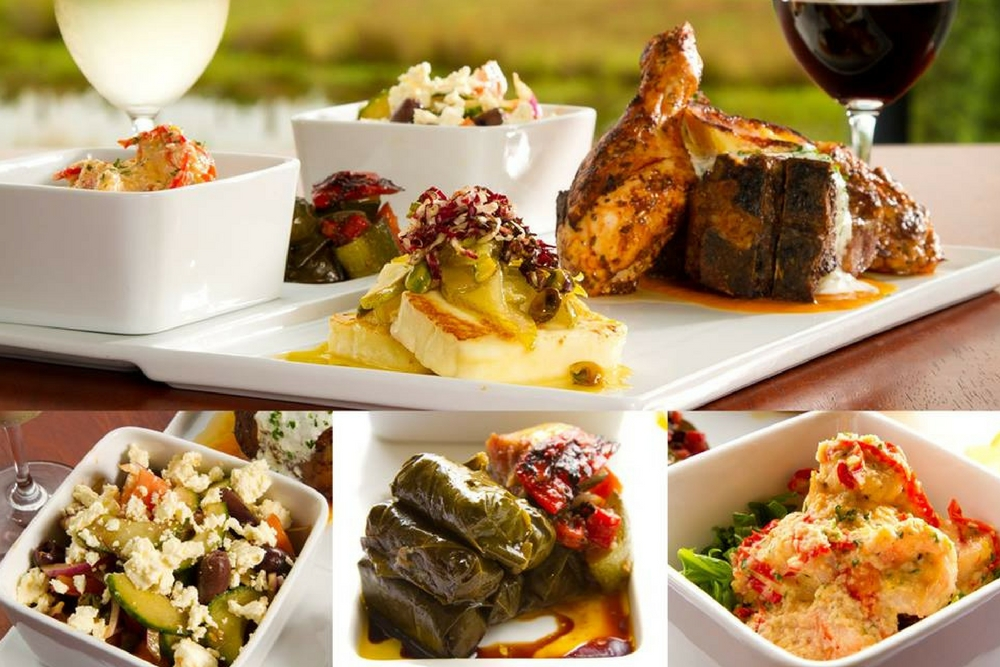 Chef's Plate & Taste Plate at RidgeView