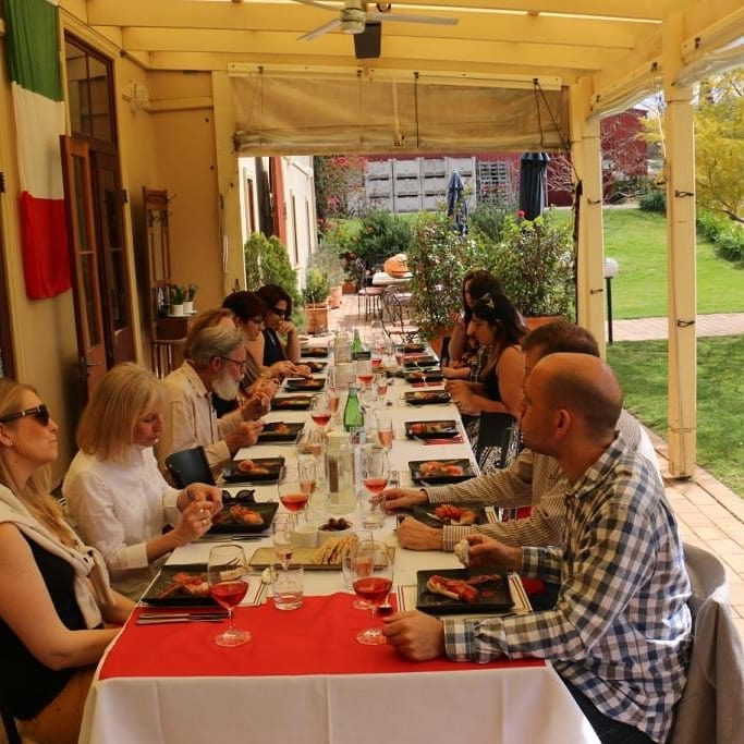 French Provincal Long Lunch
