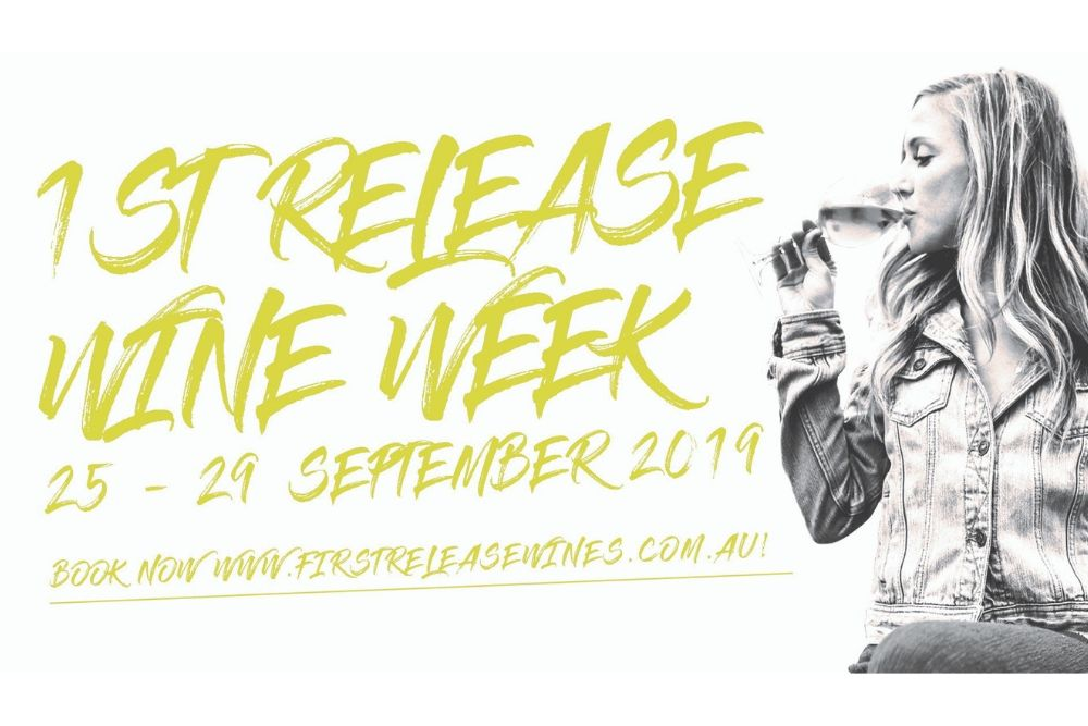 1ST RELEASE WINE WEEK EVENTS