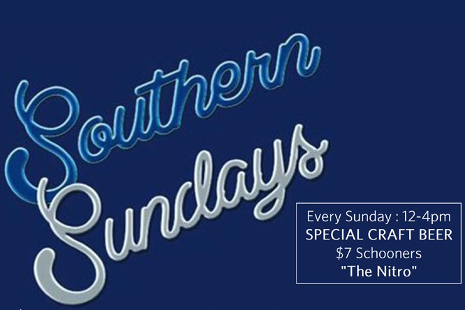 Southern Sundays - On every Sunday throughout Spring at Matilda Bay Brewhouse