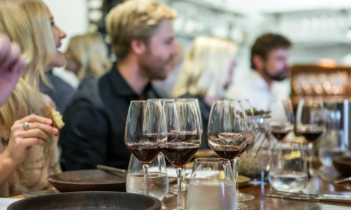 Thomas Wines Exceptional 2018 Shiraz Release Lunch