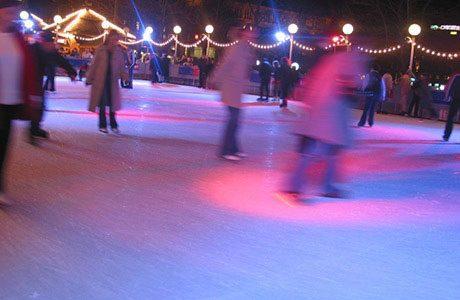 Snowtime at Hunter Valley Gardens