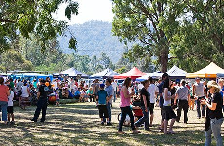 Broke Village Markets, Hunter Valley