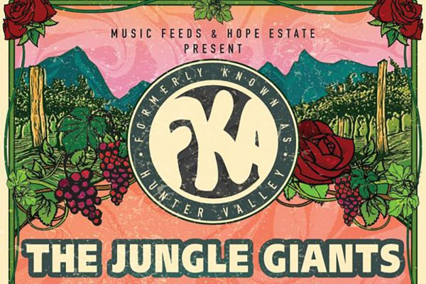 FKA Music Festival, Hope Estate, Hunter Valley