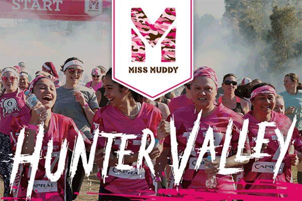 Miss Muddy Hunter Valley Fun Run