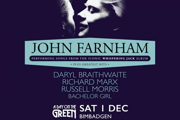 A Day on the Green, John Farnham, Hunter Valley